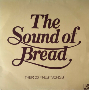 Bread - The Sound Of Bread: Their 20 Finest Songs (LP) (G++/VG-)